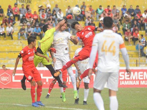 Welliansyah Sebut Semen Padang FC Kalah Karena Tak Punya Striker