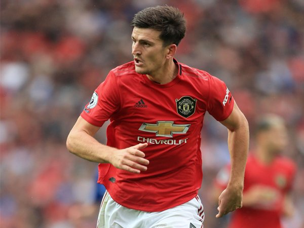 Maguire Diklaim Calon Kapten Masa Depan Man United