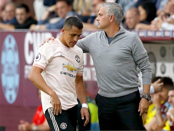 Mourinho Akhirnya Akui Gagal Keluarkan Potensi Terbaik Sanchez