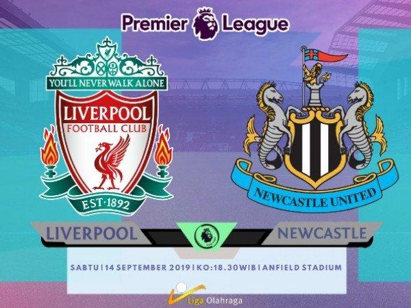 Prediksi Liverpool vs Newcastle United, Berebut Poin Sempurna Selepas Jeda Laga Internasional