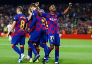 Cetak Gol Kontra Valencia, Fati Catatkan Rekor yang Lebih Baik Daripada Messi di Barcelona