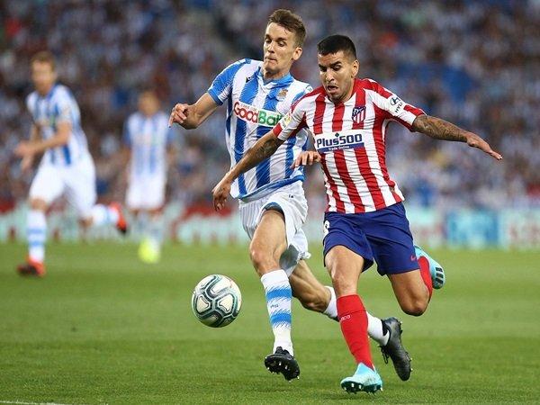 Kalah dari Real Sociedad, Ini Pembelaan Diego Simeone