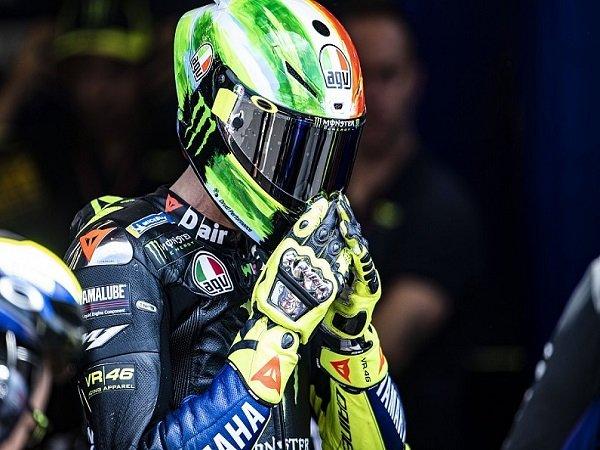 Sama-Sama Tak Terima, Kali ini Rossi Yang Keluhkan Aksi Marquez