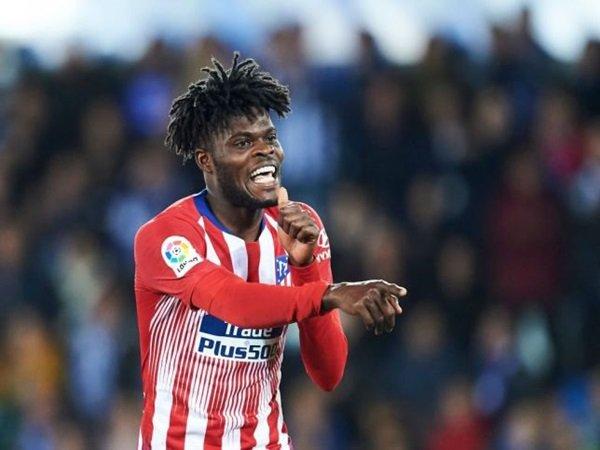 Thomas Partey Tak Nampak Saat Atletico Madrid Ditaklukkan Real Sociedad