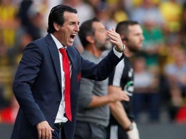 Arsenal Gagal Menang, Emery Ambil Tanggung Jawab Utama