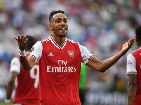 Aubameyang Frustasi dengan Blunder Pemain Arsenal
