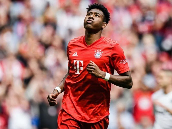 Cedera Lagi, Bayern Munich Dipastikan Kehilangan David Alaba