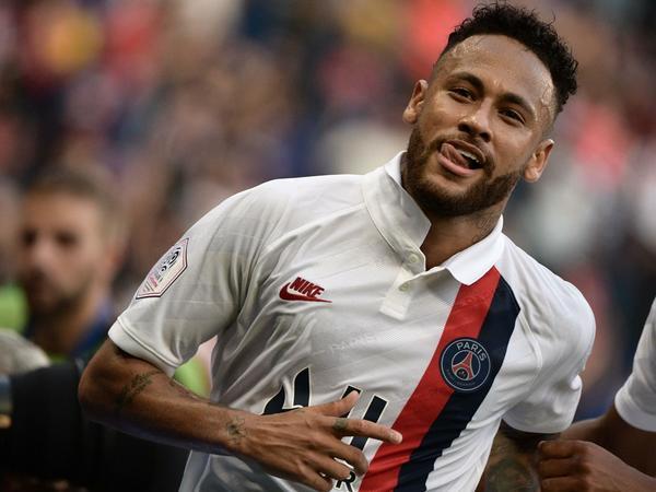 Dicemooh Suporter PSG Sendiri, Ini Reaksi Neymar