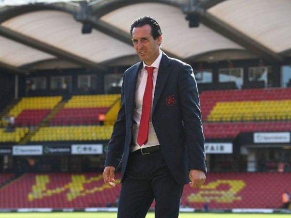 Emery Beberkan Penyebab Melempemnya Arsenal di Babak Kedua Kontra Watford