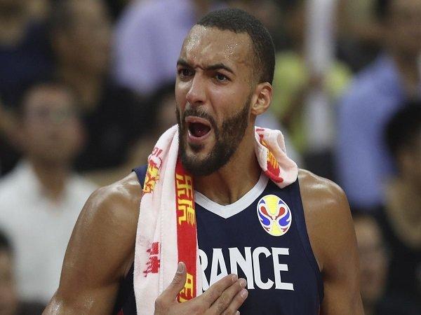 Gobert Merasa Puas Dengan Pencapaian Prancis di Piala Dunia Basket 2019