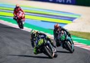 Hasil Balapan GP San Marino Sudah Sesuai dengan Ekspektasi Rossi