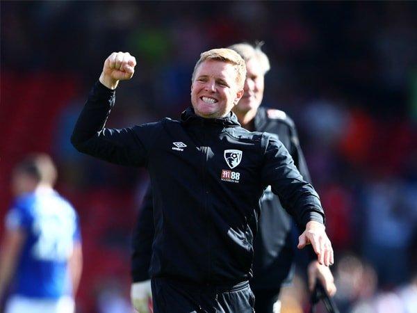 Kalahkan Everton, Howe Berharap Kepercayaan Bournemouth Meningkat
