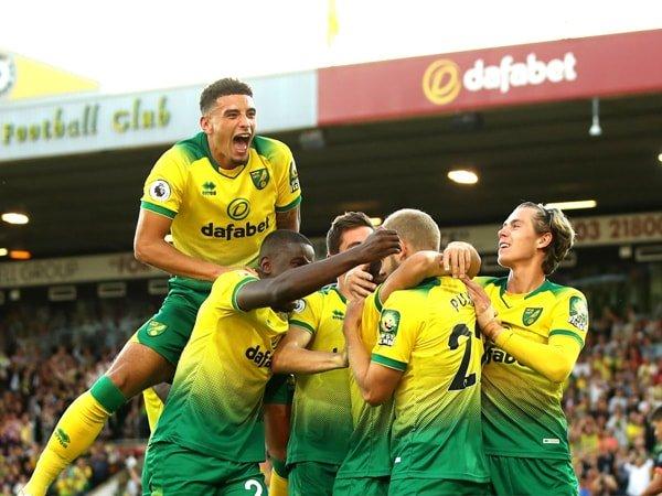 Kemenangan Atas City Jadi Bukti Norwich Bisa Lakukan Hal Spesial