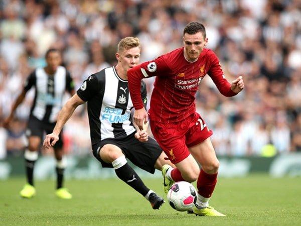 Kemenangan Liverpool Bagaikan Obat Bagi Andy Robertson