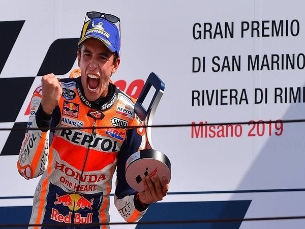 Marquez Girang Bukan Main Bisa Menang di 'Sirkuitnya Yamaha'