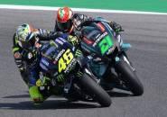 Meski Puas, Morbidelli Tetap Menyesal Tak Bisa Kalahkan Rossi di Misano
