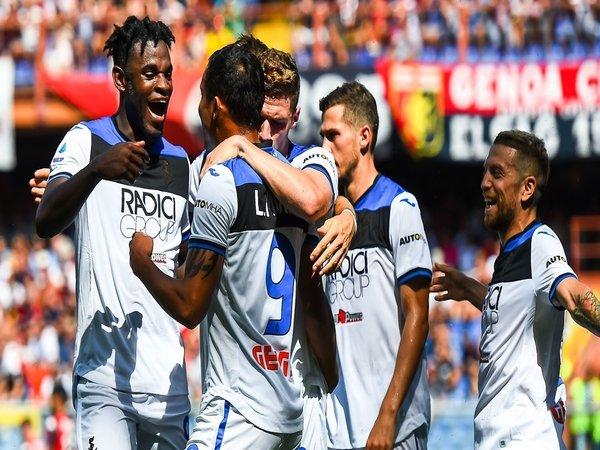 Pelatih Atalanta Klaim Timnya Memang Layak Menang Atas Genoa