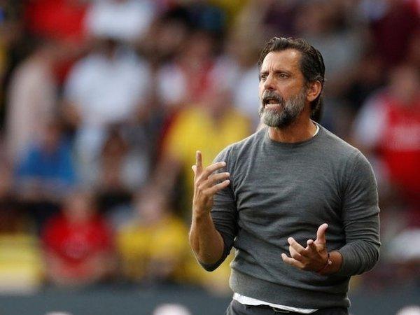 Pelatih Watford Puas Bisa Tahan Imbang Arsenal