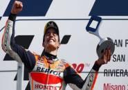 Perselisihan dengan Rossi Jadi Pelecut Semangat Marquez Untuk Menangkan GP San Marino