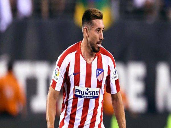 Selalu Masuk Seleksi, Hector Herrera Belum Kunjung Debut dengan Atletico Madrid