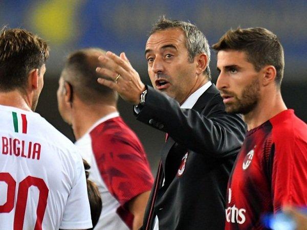 Usai Kalahkan Hellas Verona, Giampaolo Akui Milan Masih Punya Banyak PR