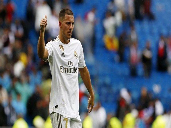 Vazquez: Hazard Akan Jadi Kunci Permainan Madrid Musim Ini