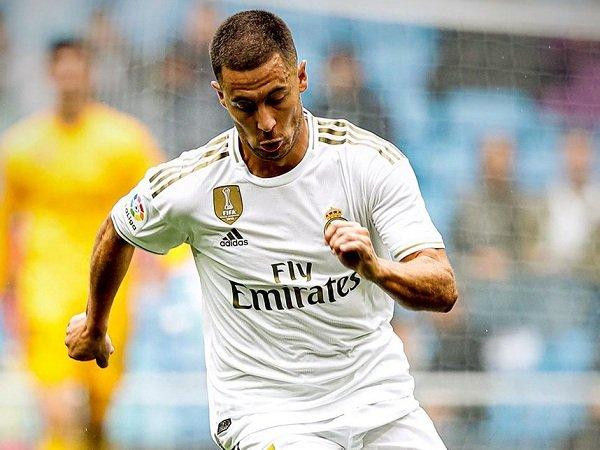 Vazquez Yakin Hazard akan Jadi Sosok Penting untuk Real Madrid