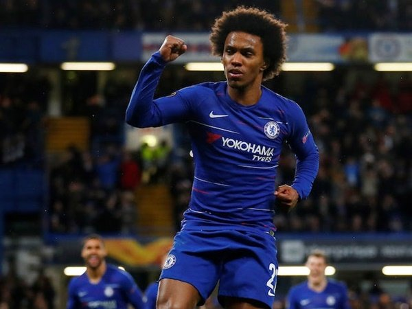 Willian Konfirmasi Niatnya untuk Perpanjang Kontrak dengan Chelsea