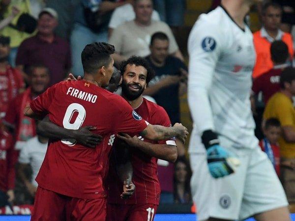 Tidak Ada Lini Serang yang Lebih Baik dari Trio Liverpool