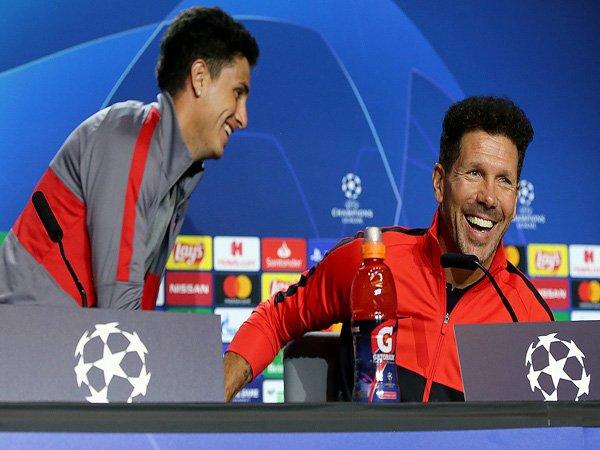 Atletico Madrid vs Juventus, Diego Simeone Waspadai Cristiano Ronaldo
