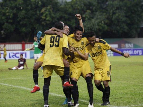 Barito 1-4 Bhayangkara FC, 9 Pemain Laskar Antasari Dibuat Tak Berdaya