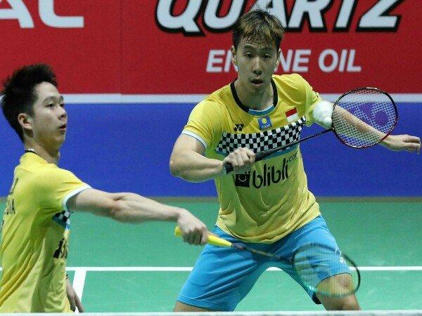 China Open 2019: Menang Mutlak, Kevin/Marcus Belum Terbendung di Babak Pertama