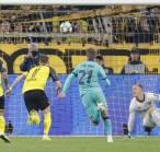 Imbangi Borussia Dortmund, Barcelona Beruntung Miliki Ter Stegen