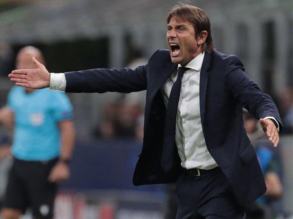 Kecewanya Conte Usai Inter Gagal Menang di Laga Pertama Liga Champions