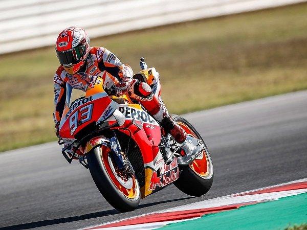 Marquez Begitu Antusias Tatap Balapan di GP Aragon