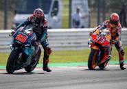 Marquez Dianggap Lebih Senang Kalahkan Quartararo Ketimbang Rossi