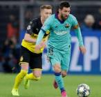 Tampil Buruk Lawan Borussia Dortmund, Valverde Tetap Bela Lionel Messi