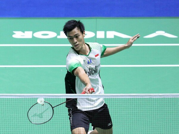 China Open 2019: Dua Tunggal Putra Indonesia Terhenti