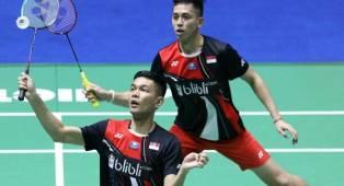 China Open 2019: Fajar/Rian Melaju ke Perempat Final