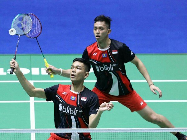 China Open 2019: Fajar/Rian Melaju ke Perempat Final