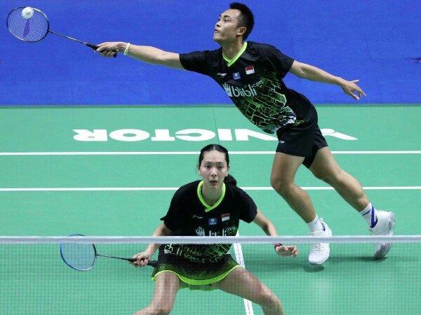 China Open 2019: Hafiz/Gloria Disingkirkan Ganda Thailand