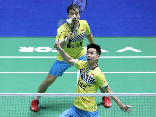 China Open 2019: Kevin/Marcus Balas Kekalahan dari Wakil Korea