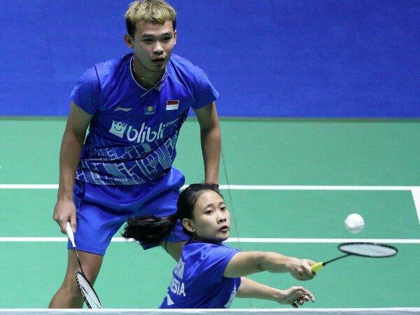 China Open 2019: Rinov/Pitha Dihadang Pasangan Korea