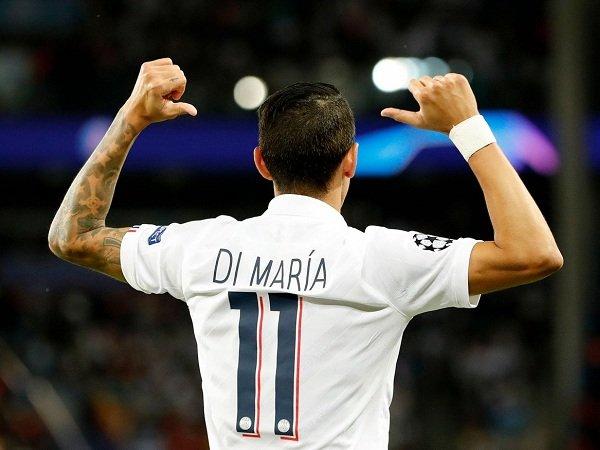 Di Maria Gabung Jajaran Tiga Pemain Elite Usai Cetak Dwigol Kontra Real Madrid