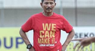 Timnya Kalah, Djanur Nilai Kepemimpinan Wasit Kontroversial