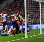 Dua Gol Bola Mati Atletico Madrid Gagalkan Kemenangan Juventus