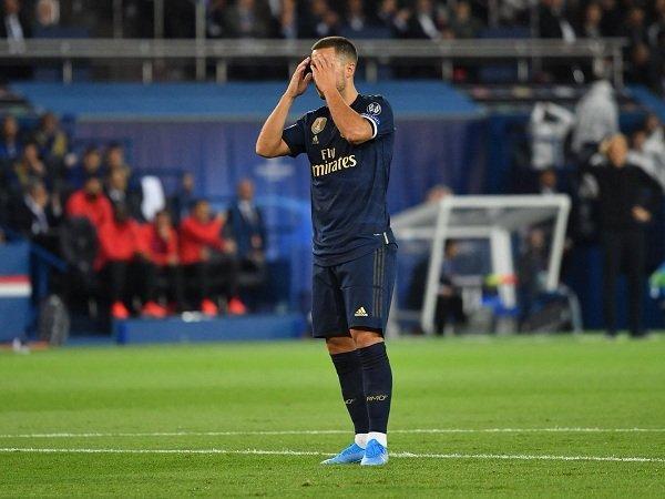 Ferdinand Klaim Hazard Gabung Real Madrid pada Waktu yang Salah