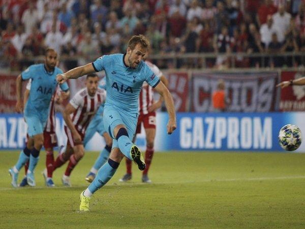 Imbang vs Olympiacos, Harry Kane Yakin Tottenham Mampu Lolos dari Fase Grup