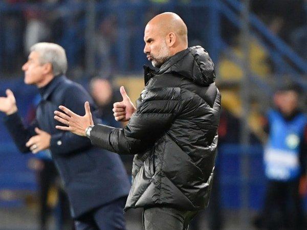 Kalahkan Shakhtar Donetsk, Guardiola: City Tampil Profesional