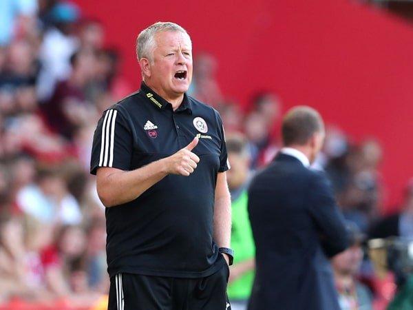 Kemenangan Norwich atas Man City Jadi Inspirasi Sheffield United